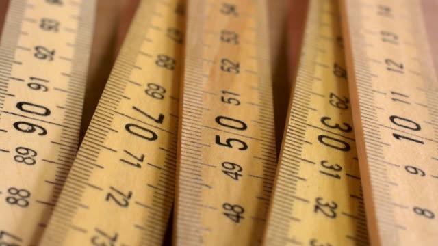 Wooden measure.