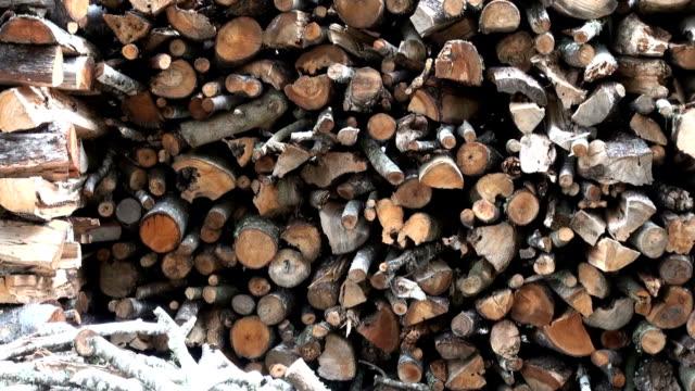 Woodstack Hintergrund