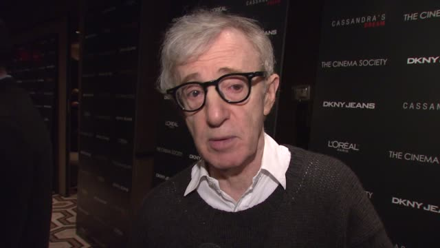 woody allen on his inspiration for the film working with amazing actors both in this film and throughout his career and why he has been filming in... - woody allen stock videos & royalty-free footage