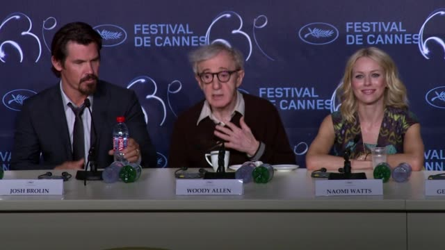 woody allen on the grim painful nightmarish and meaningless experience of life and the only way to have happiness is to lie to yourself and how it... - woody allen stock videos & royalty-free footage