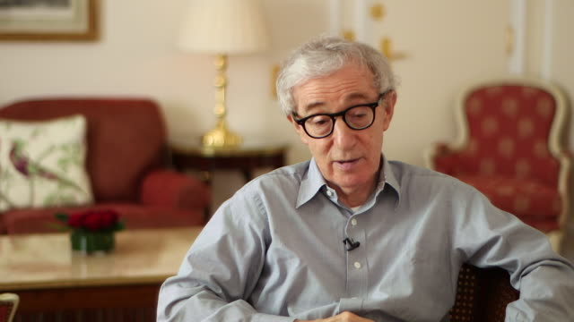 woody allen talks about his legacy saying 'do you think shakespeare cares about his legacyor one day after he died - woody allen stock videos & royalty-free footage