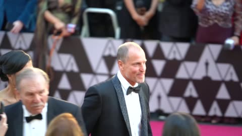 woody harrelson at dolby theatre on march 04, 2018 in hollywood, california. - woody harrelson stock videos & royalty-free footage