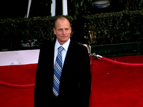 woody harrelson at the 14th annual screen actors guild awards at los angeles ca - woody harrelson stock videos and b-roll footage
