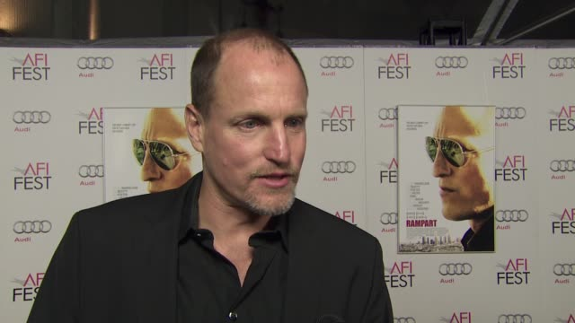 woody harrelson on his collaboration with ben foster and oren moverman, on the difficulty of this role at the 2011 afi fest - millennium... - woody harrelson stock videos & royalty-free footage