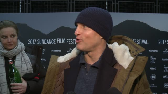 INTERVIEW Woody Harrelson on why he wanted to play this character and talks about working with Laura Judy Isabella at 'Wilson' Red Carpet Premiere At...