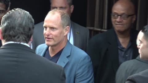 woody harrelson signs for fans outside solo - a star wars story premiere at el capitan theatre in hollywood in celebrity sightings in los angeles, - woody harrelson stock videos & royalty-free footage