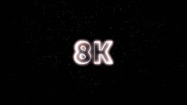 8k word animation - wide screen stock videos & royalty-free footage