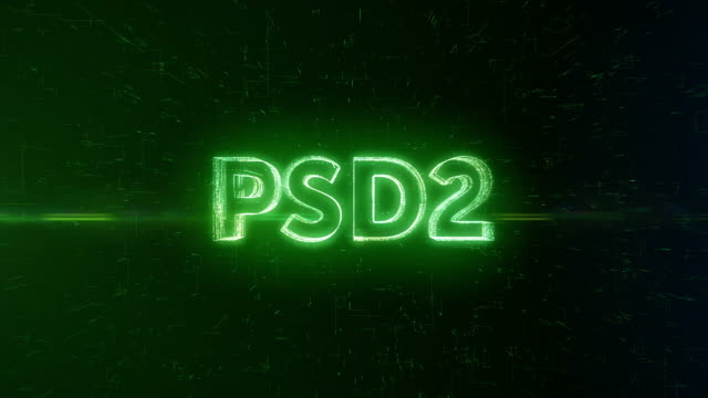 psd2 word animation - european union coin stock videos & royalty-free footage