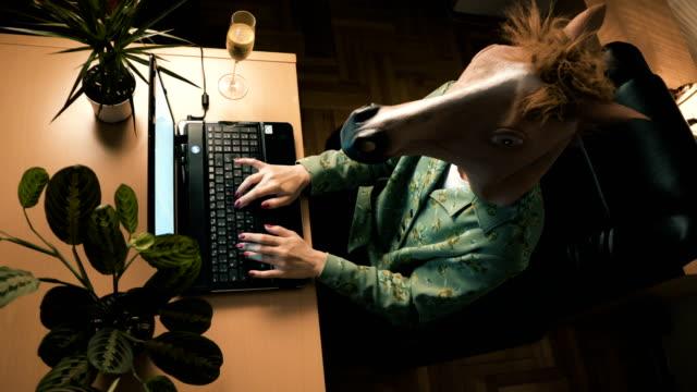 Work like a horse