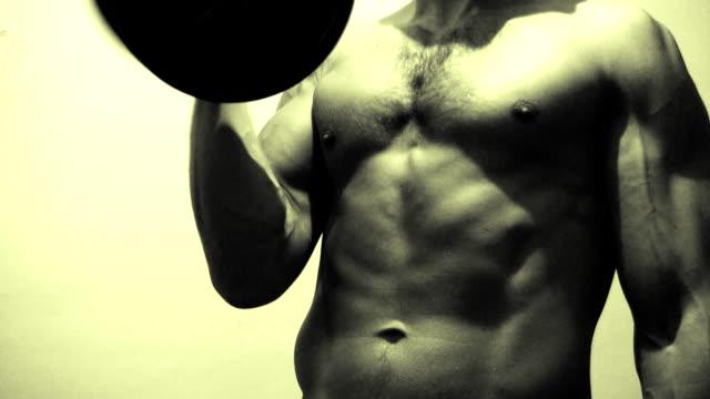 vidéos et rushes de faites de l'exercice - en individuel
