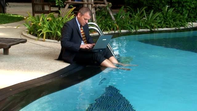 work - hot desking stock videos & royalty-free footage