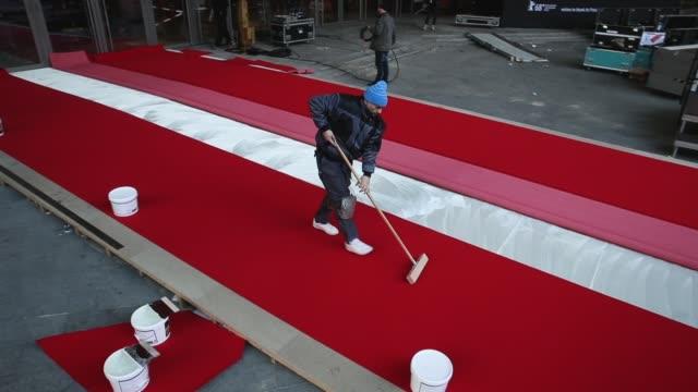 34 Berlin International Film Festival 2018 Video Clips & Footage