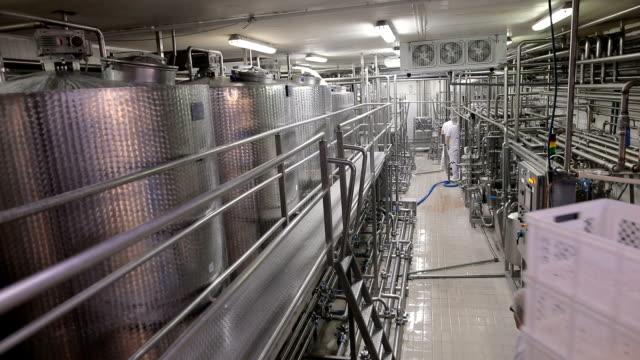 食品工場の労働者 - 食品工場点の映像素材/bロール