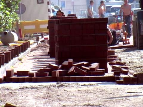 vídeos y material grabado en eventos de stock de los trabajadores - músculo humano