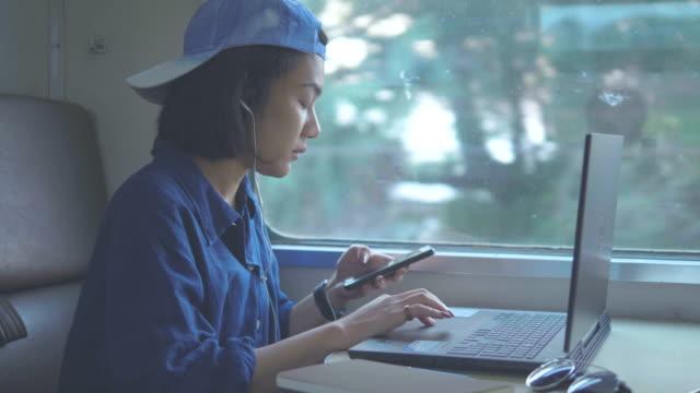 stockvideo's en b-roll-footage met werken en reizen (duizendjarige generatie) - nieuw bedrijf
