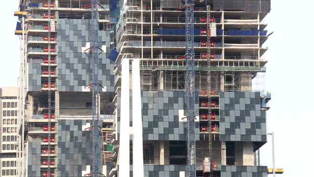 hd :で働く建設現場 - ホワイトカラー点の映像素材/bロール