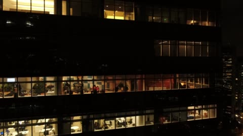 working late at night - large stock videos & royalty-free footage