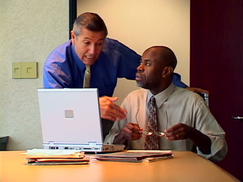 working together - employee engagement stock videos & royalty-free footage