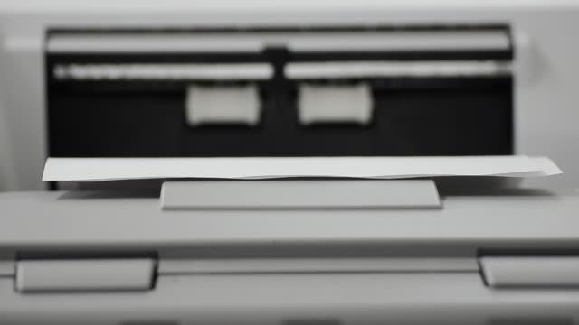 Working with Photocopier Machine