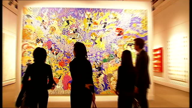 89 Frieze Art Fair Videos And Hd Footage Getty Images