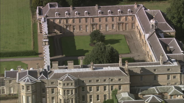 worksop manor - stately home stock videos and b-roll footage