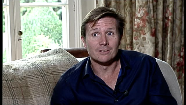 Mo Farah wins gold in 5000m ENGLAND INT Roger Black interview SOT Arguably he's the greatest British athlete of all time now