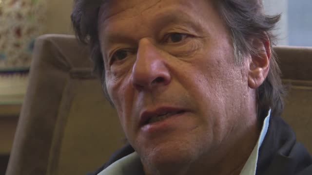 World Cup cricket champion turned politician Imran Khan believes power in Pakistan is his for the taking ahead of a general election due this year...