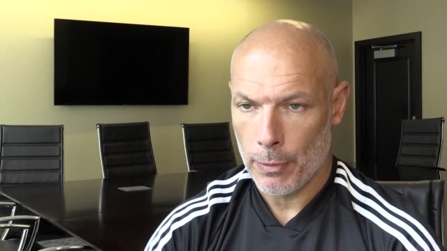 world cup final referee howard webb who oversaw the introduction of var in major league soccer and is now the general manager of the professional... - major league soccer stock videos and b-roll footage