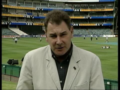 World Cup No decision on England Vs Zimbabwe match ITN i/c
