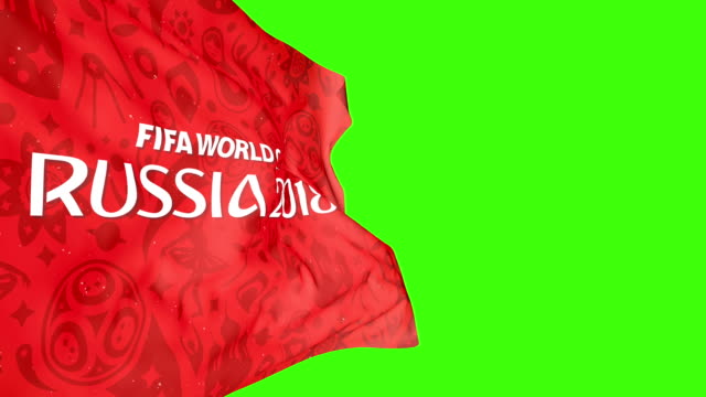 world cup russia 2018 - fifa world cup stock videos & royalty-free footage