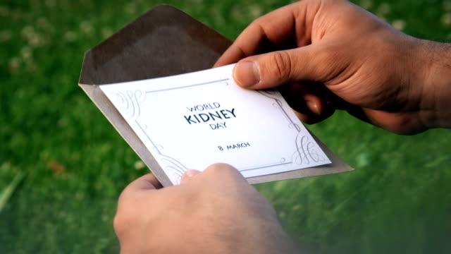 world kidney day - human kidney stock videos & royalty-free footage