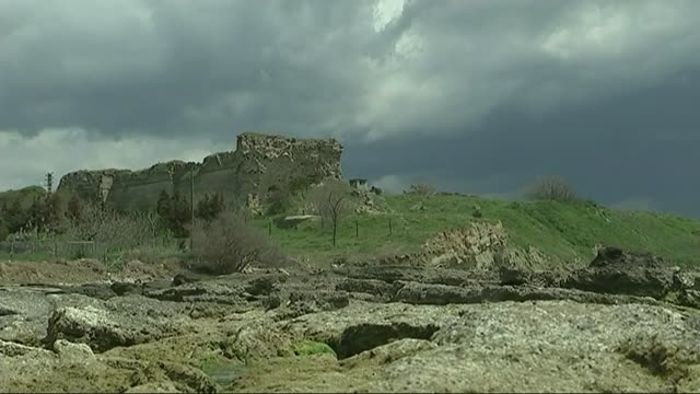 World leaders commemorate Gallipoli anniversary as Armenian genocide victims remembered VBeach fort remains Rosan Porter interview SOT