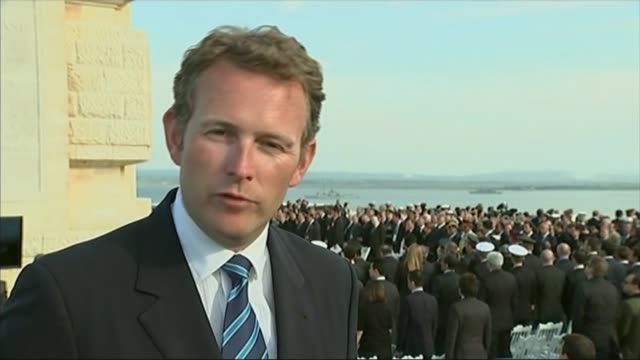 World leaders commemorate Gallipoli anniversary as Armenian genocide victims remembered Reporter to camera