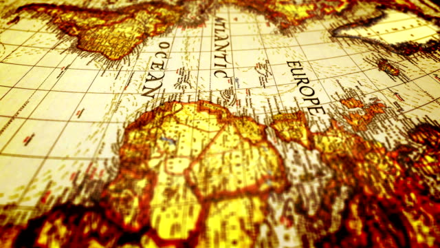world map - history stock videos & royalty-free footage