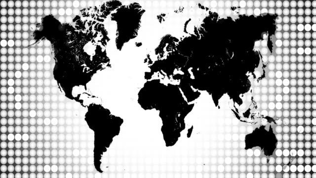 World Weltkarte