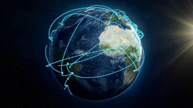 World network - 2011 new blue version