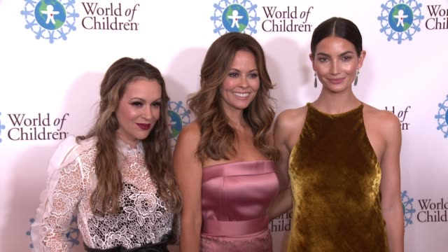World of Children Hero Awards in Los Angeles CA