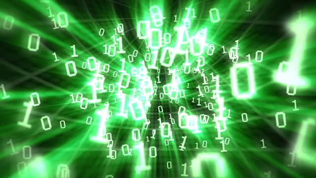 Mondo di numeri binaria