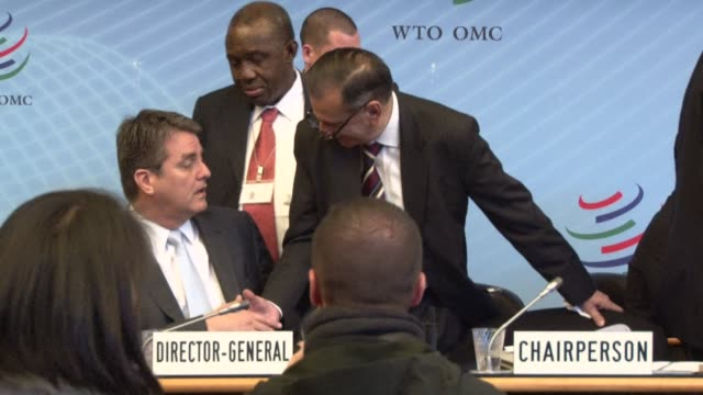 World Trade Organization members Tuesday kicked off a crunch meeting to decide whether they could put a deal on the table at a make or break summit...