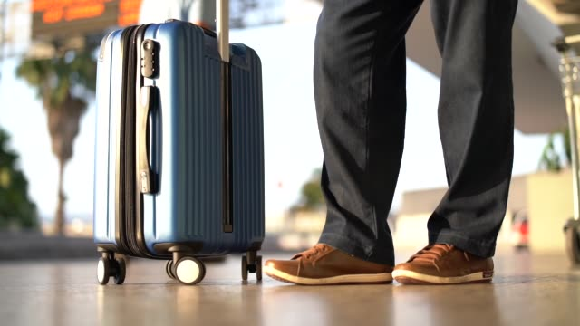 world traveller foot - patient journey stock videos & royalty-free footage