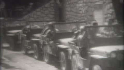 world war ii austria 1945 - world war ii stock videos & royalty-free footage