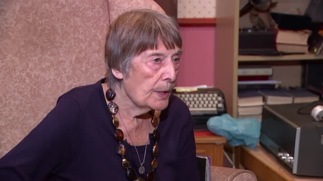 New book celebrates role of women in Stepney during war ENGLAND London Stepney Marie Joseph interview SOT