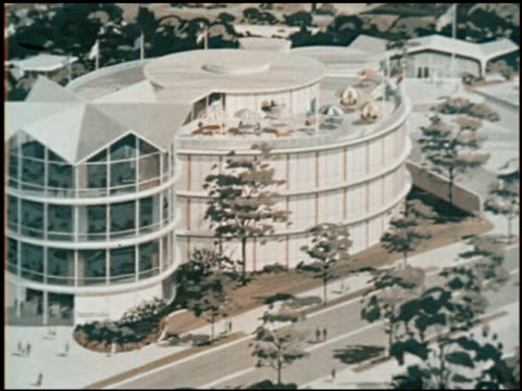 world's fair report with lowell thomas - 7 of 13 - see other clips from this shoot 2531 stock videos & royalty-free footage