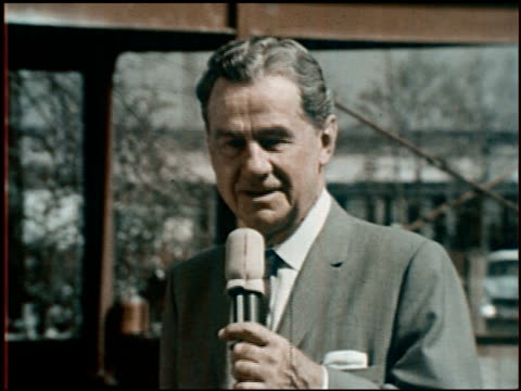 world's fair report with lowell thomas - 8 of 13 - see other clips from this shoot 2531 stock videos & royalty-free footage