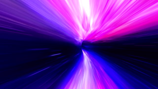wormhole space travel purple - distorted image stock videos & royalty-free footage