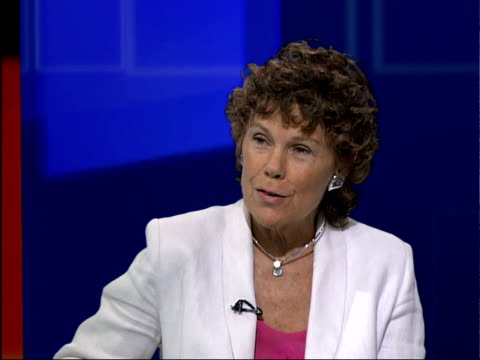 worries for safety of deported asylum seekers; england london gir int kate hoey mp interview sot - i think it's outrageous that over a hundred... - charles clarke uk politician stock videos & royalty-free footage