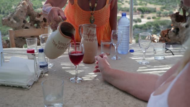 would you like a drink? - gazebo stock videos & royalty-free footage