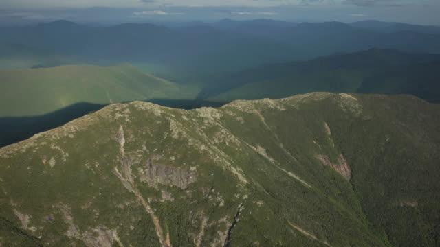 Wrap Around Summit Of Mount Lincoln
