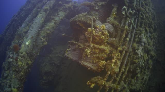vidéos et rushes de wreck sea of umbria - vincent pommeyrol