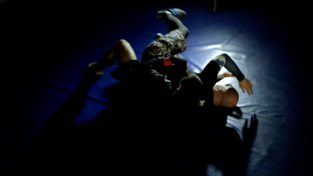wrestling - wrestling stock videos and b-roll footage